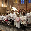 4:00 p.m. Children's Mass - Christmas Eve 2019 photo album thumbnail 1